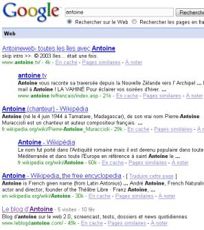 googleantoine